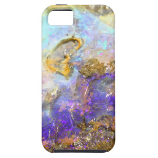 Golden Opal iPhone 5 Case