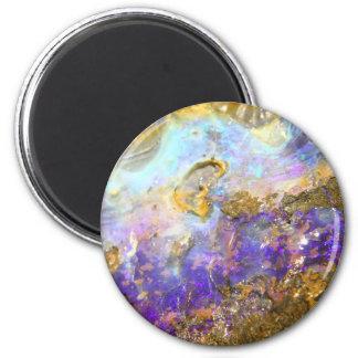 Golden Opal Magnet