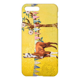 Golden Ornate ALPACA iPhone 7 Plus Case