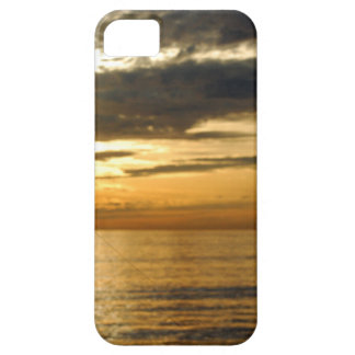 golden pacific sunset barely there iPhone 5 case