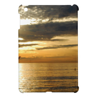 golden pacific sunset case for the iPad mini