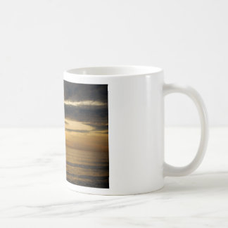 golden pacific sunset coffee mug