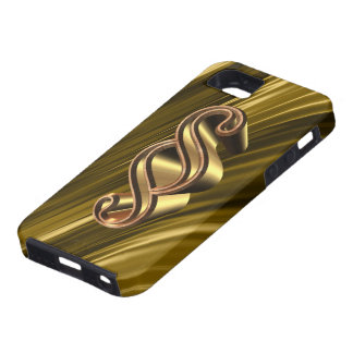 Golden paragraph symbol iPhone 5 case