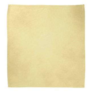 Golden Parchment Head Kerchief
