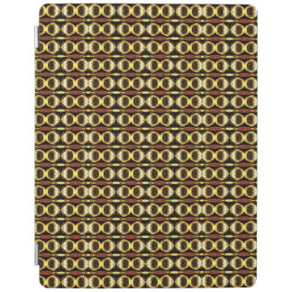 Golden Pattern iPad Smart Cover iPad Cover