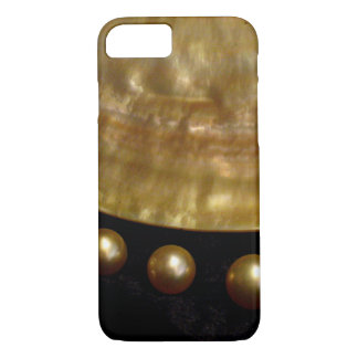 GOLDEN PEARLS iPhone 7 CASE