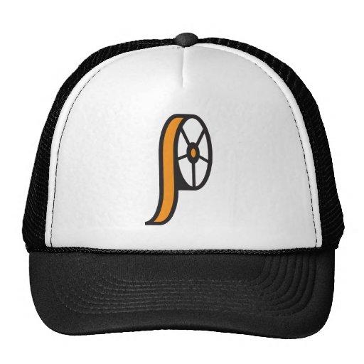 golden penny films mesh hat