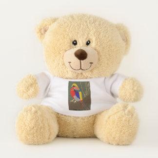 Golden Pheasant Teddy Bear