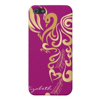 Golden Phoenix Rising Speck Case iPhone 5/5S Case