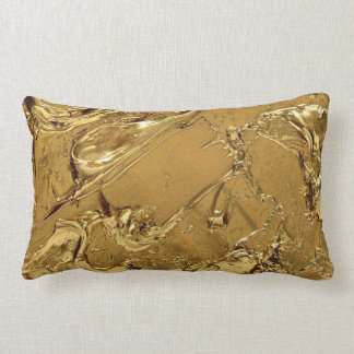 Golden pillow #1