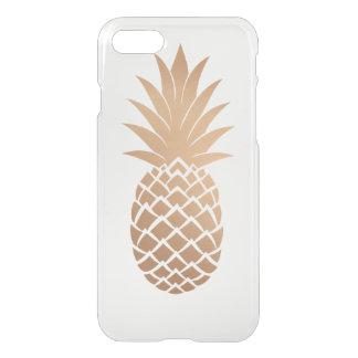 Golden Pineapple iPhone 7 Case