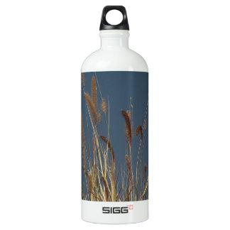 Golden Plant on Dark Sky SIGG Traveler 1.0L Water Bottle