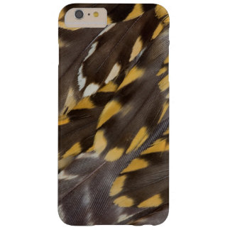 Golden Plover Feathers Barely There iPhone 6 Plus Case