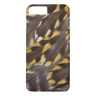 Golden Plover Feathers iPhone 8 Plus/7 Plus Case