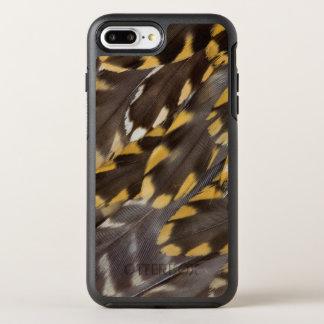 Golden Plover Feathers OtterBox Symmetry iPhone 8 Plus/7 Plus Case