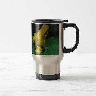 Golden Poison Dart Frog/Phyllobates terribilis Travel Mug
