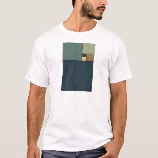Golden Ratio Squares (Neutrals) T-Shirt