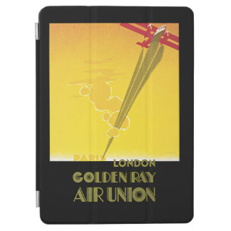 Golden Ray Air Union iPad Air Cover