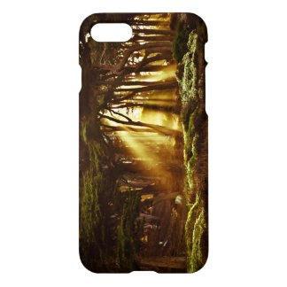 Golden Rays of Light iPhone 7 Case