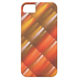 Golden Red Sparkle Shades - ColorCraft Case For The iPhone 5