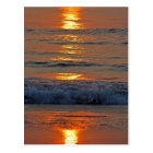 Golden Reflections collection Postcard