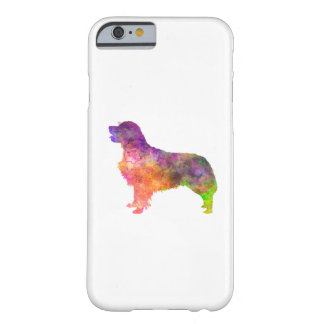 Golden retriever 01 in watercolor 2 barely there iPhone 6 case