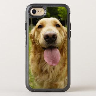 Golden Retriever 4 OtterBox Symmetry iPhone 8/7 Case