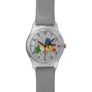 Golden Retriever Agility Dog Watches
