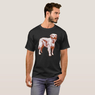 Golden Retriever(an artistic impression) T-Shirt