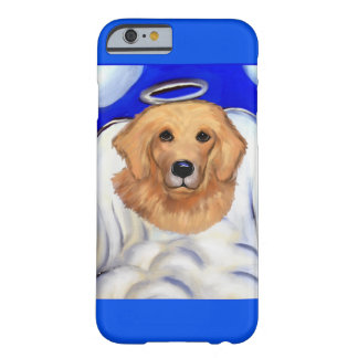 Golden Retriever Angel Barely There iPhone 6 Case