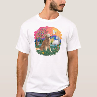 Golden Retriever (B6) T-Shirt