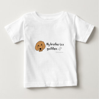 golden retriever baby T-Shirt