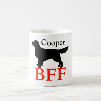 Golden Retriever Best Furry Friend Coffee Mug