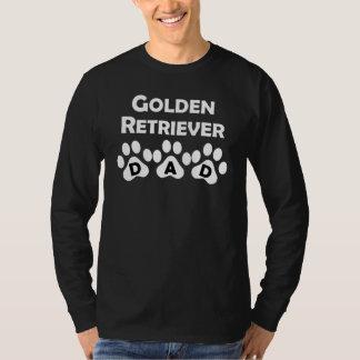 Golden Retriever Dad Shirts