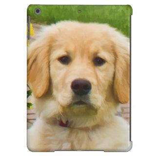 Golden Retriever Dog iPad Air Case