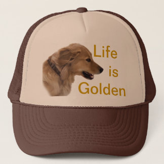 Golden Retriever Dog Hat