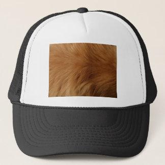 Golden Retriever Fur Trucker Hat