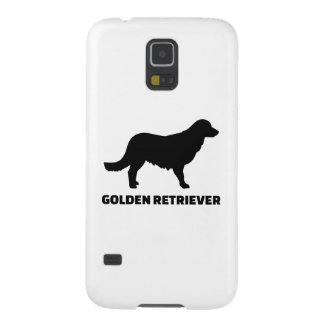 Golden Retriever Galaxy S5 Cover