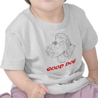 GOLDEN RETRIEVER GOOD DOG TEES