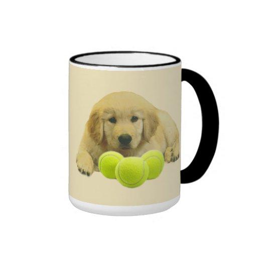 Golden Retriever Gotta Have Balls Mug