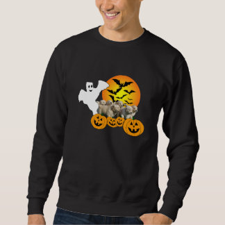 Golden Retriever Halloween Unisex Sweatshirt