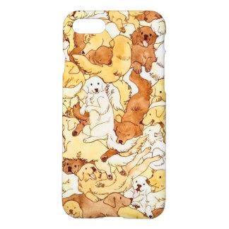 Golden Retriever iPhone 8/7 Case