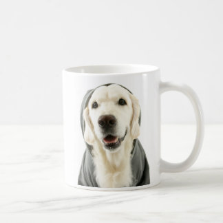 "Golden Retriever ""Lazy Day Vibes"" Mug - Haley"