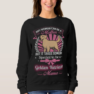 Golden Retriever Mama Sweatshirt