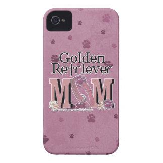 Golden Retriever MOM iPhone 4 Cases