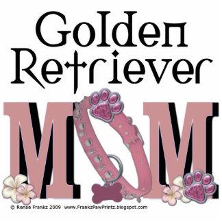Golden Retriever MOM Standing Photo Sculpture