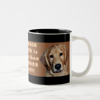 Golden Retriever Mug Mug
