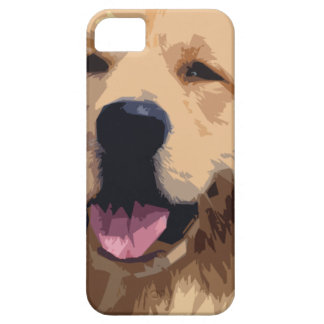 Golden Retriever.png Case For The iPhone 5
