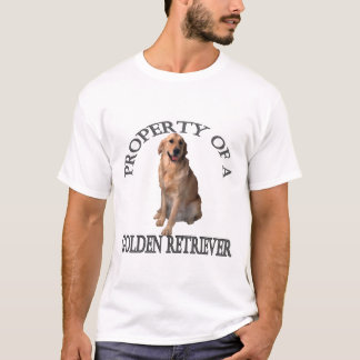 GOLDEN RETRIEVER PROPERTY OF Shirt