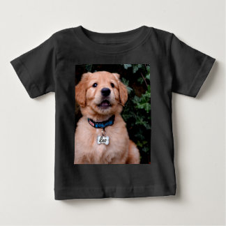Golden Retriever Puppy Baby T-Shirt